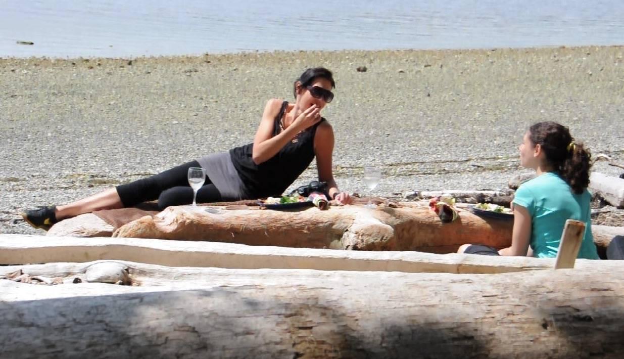 Rebecca Spit on Quadra Island